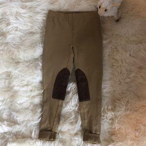 RALPH LAUREN Polo Jodhpur Pants Leggings Sz 5